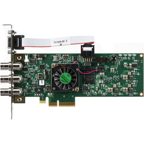 AJA KONA 1-T Tall 3G-SDI 2K Capture & Playback Card