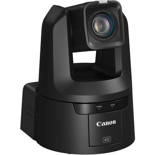 Canon CR-N500 Professional 4K NDI PTZ Camera with 15x Zoom