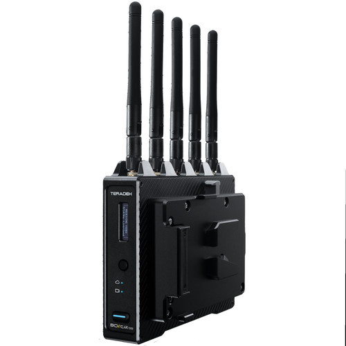 Teradek Bolt 4K 1500 12G-SDI / HDMI Wireless Video Receiver / V-Mount