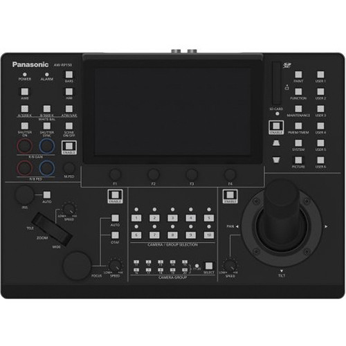 """Panasonic Remote Camera Controller with 7"""" Touchscreen"""