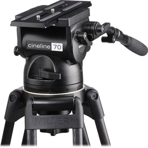 Miller Cineline 70 Fluid Head (150mm)