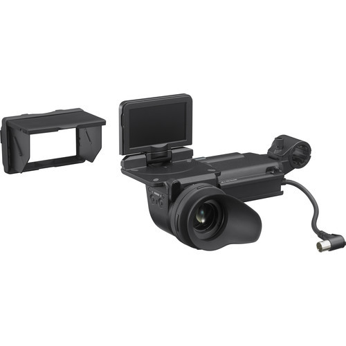 """Sony HDVF-EL30 0.7"""" FHD OLED Viewfinder with 3.5"""" Display for Sony 4K/HD Cameras"""