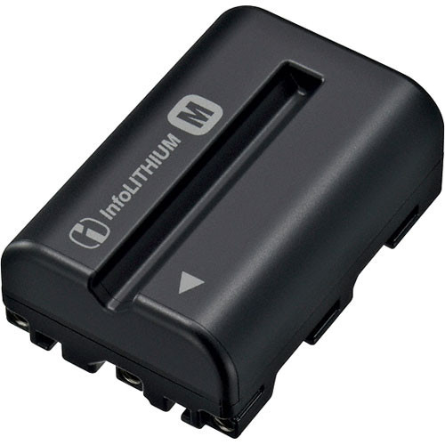 Sony NP-FM500H Rechargeable InfoLithium Battery (7.2V, 1600mAh)