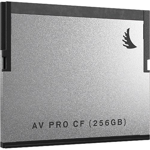 Angelbird 256GB AV Pro CF CFast 2.0 Memory Card