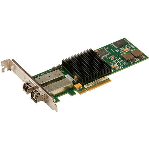 ATTO Celerity FC-321E 32 Gb/s Fiber PCIe 3.0 Host Bus Adapter (Single-Channel, 1x SFP Module)