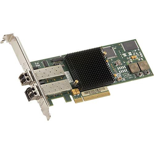 ATTO Celerity FC-82EN Dual-Channel 8 Gb/s Fibre Channel to PCIe 2.0 Host Bus Adapter