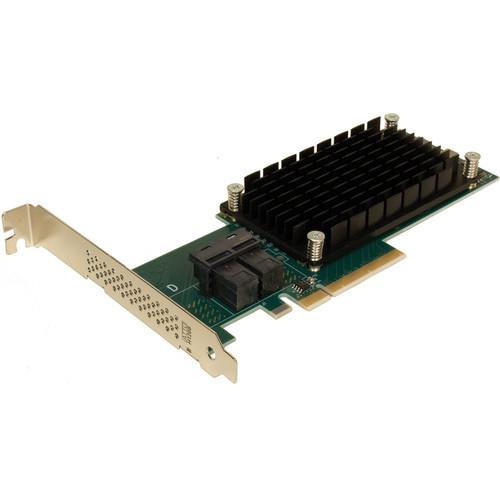 ATTO ExpressSAS H1208 8-Port Internal 12 Gb/s SAS to PCIe 3.0 HBA
