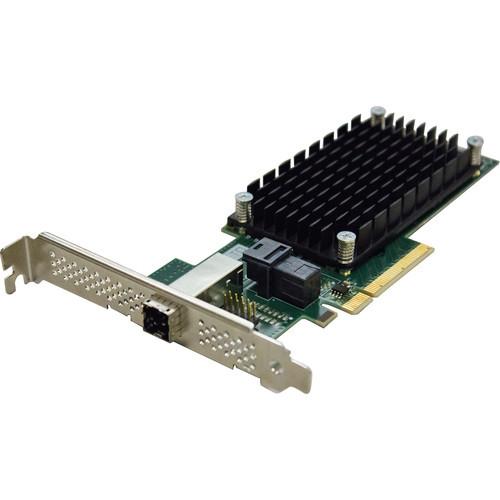 ATTO ExpressSAS H1244 12 Gb/s SAS/SATA to PCIe 3.0 Host Bus Adapter