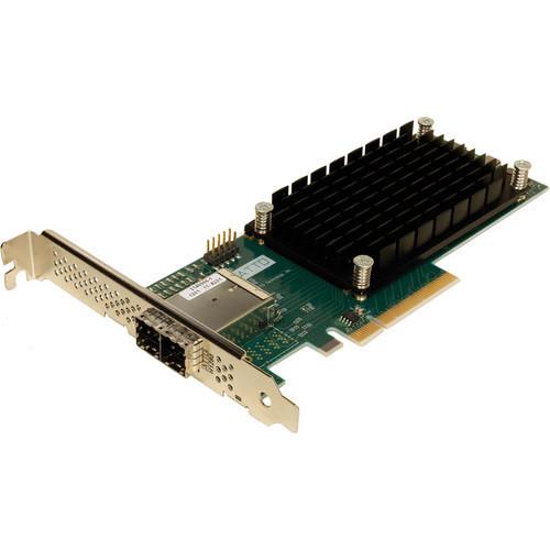 ATTO ExpressSAS H1280 8-Port External 12 Gb/s SAS to PCIe 3.0 HBA