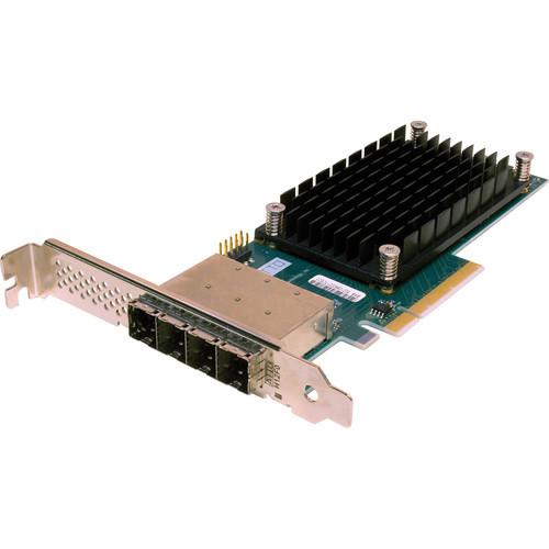 ATTO ExpressSAS H12F0 16-Port External 12 Gb/s SAS to PCIe 3.0 HBA