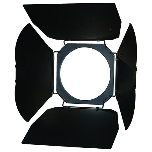 Litepanels 8-Way Barndoor Set for Sola and Inca 6 Fresnels