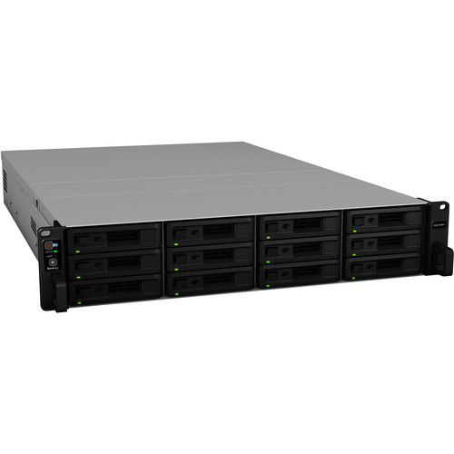 Synology RS2418RP+ RackStation 12-Bay NAS Enclosure