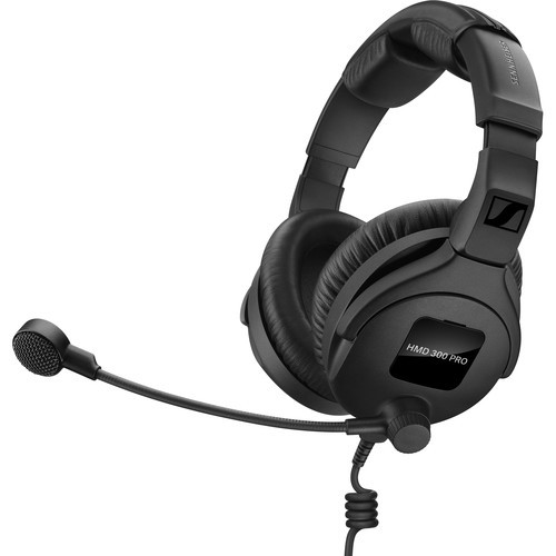 Sennheiser HMD 300 Pro Headset with Boom Microphone (Without Cable)