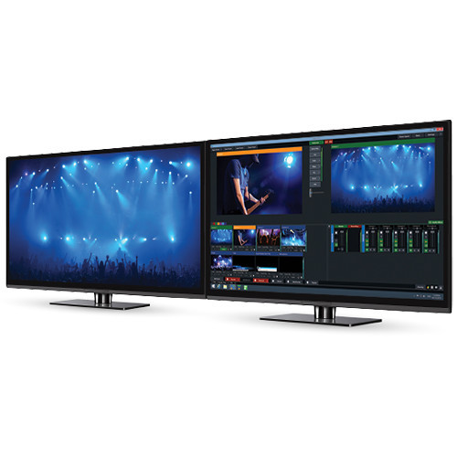 vMix 4K Live Production & Streaming Software
