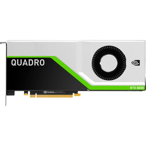 HP Quadro RTX 8000 Graphics Card