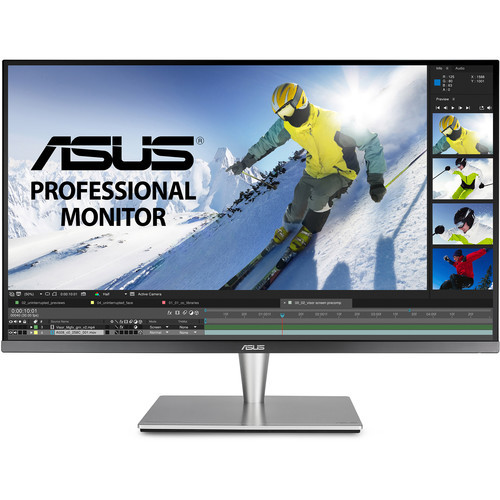 """ASUS ProArt PA32UC 32"""" 16:9 4K Wide Gamut IPS Monitor"""