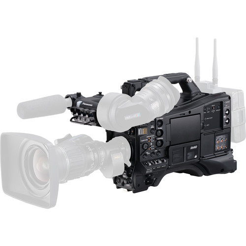 Panasonic AJ-PX5100GJ P2 HDR AVC-ULTRA Camcorder with RTSP/RTMP Streaming