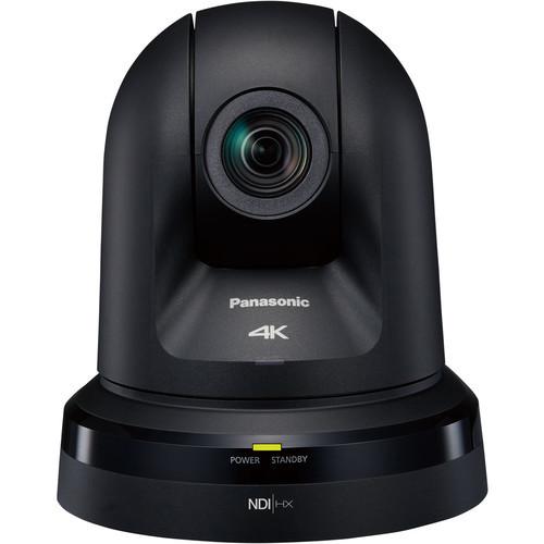 Panasonic UN70 4K Pro 20x PTZ Camera with SDI, NDI & HDMI (Black)