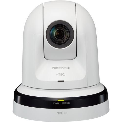 Panasonic UN70 4K Pro 20x PTZ Camera with SDI, NDI & HDMI (White)