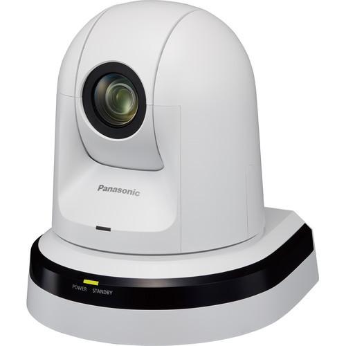 Panasonic Full-HD 20X PTZ 3GSDI Camera (white)