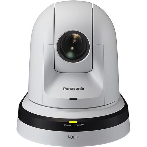 Panasonic HN40 HD 30x PTZ Camera with HDMI & NDI (White)