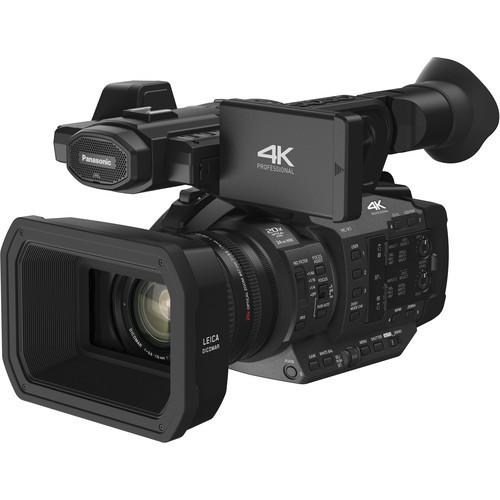 Panasonic HC-X1 Ultra HD 4K Professional Camcorder