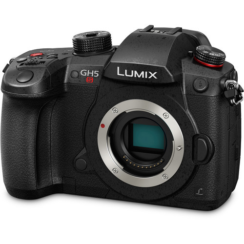 Panasonic Lumix DC-GH5S Mirrorless Micro Four Thirds Digital Camera