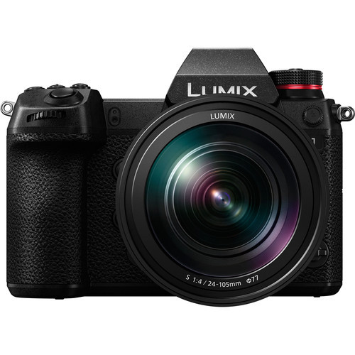 Panasonic Lumix DC-S1 Mirrorless Digital Camera with 24-105mm Lens
