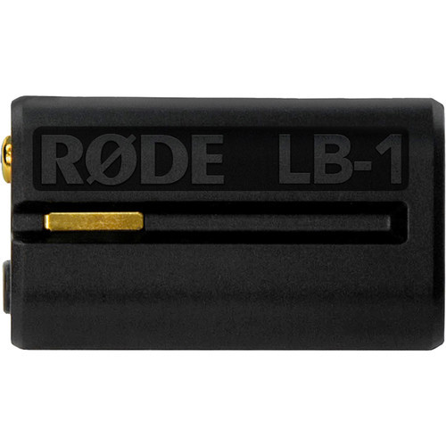 Rode LB-1 Rechargeable 1600mAh Lithium-Ion Battery for VMP+ and TX-M2