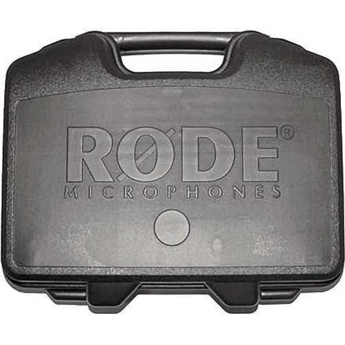 "Rode RC1 Hard Plastic Case - for Rode NT2000 Seamlessly Variable Dual 1"" Condenser Microphone"