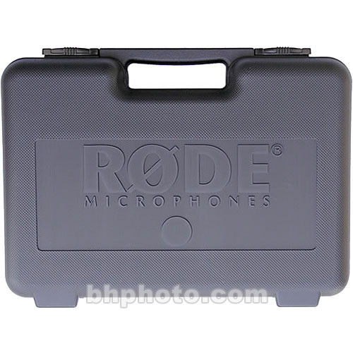 Rode RC4 Hard Plastic Case for Rode NT4 X/Y Stereo Condenser Microphone