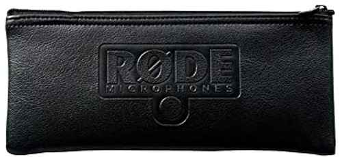 Rode ZP1 Zip Pouch - for Rode S1, NT1-A, NT2-A, NT3, NT1000, NTG1 or Broadcaster microphones