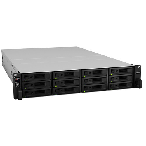 Synology RackStation RS3617RPxs 12-Bay NAS Enclosure