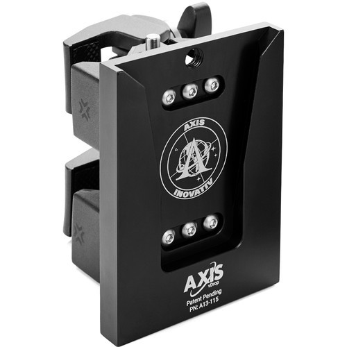 Inovativ AXIS vDrop Receiver with Two Mafer Clamps