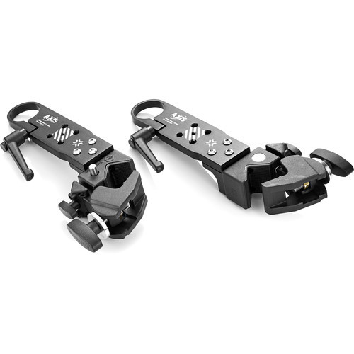 Inovativ AXIS Camera Mount Brackets with 2 x Mafer Clamps