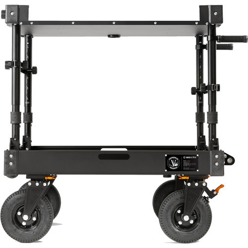 Inovativ Voyager 36 EVO Equipment Cart with X-Top Keyboard Shelf