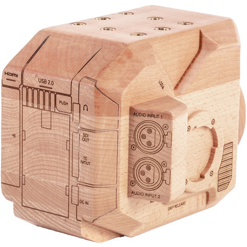 Wooden Camera Wood Panasonic EVA1 Model
