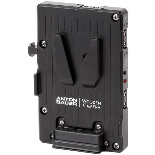 Wooden Camera V-Mount Plate for Blackmagic URSA Mini, URSA Mini Pro, and URSA