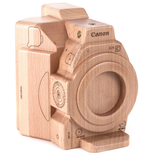 Wooden Camera Wood Canon EOS C300 Mark II Model
