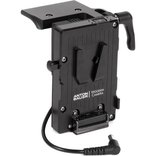 Wooden Camera Battery Slide Pro V-Mount for Sony FX9