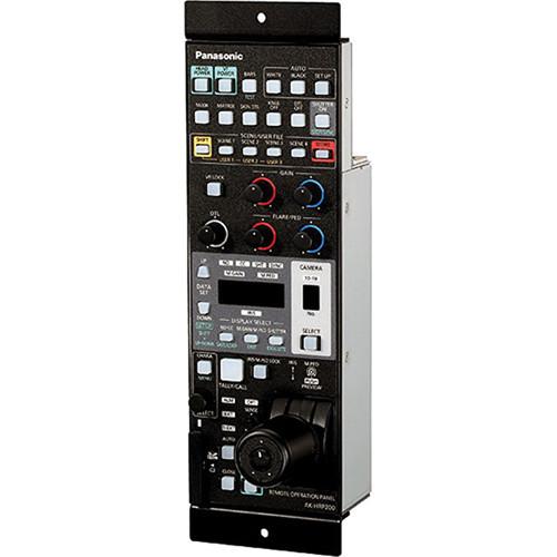 Panasonic AK-HRP200 Remote Operation Panel for Panasonic Cameras