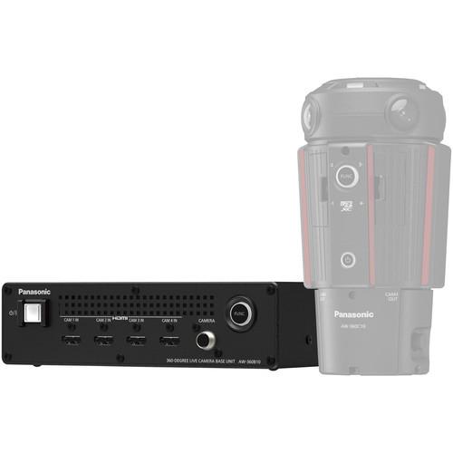 Panasonic AW-360B10 360-Degree Live Camera Base Unit