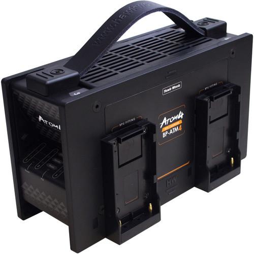 Hawk-Woods BP-ATM4 BPU ATOM 4-Channel Fast Charger