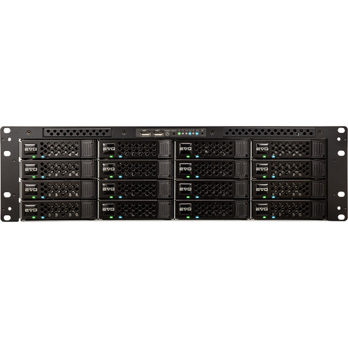 Studio Network Solutions EVO 24TB (4 x 6TB) 16-Bay Expansion Chassis