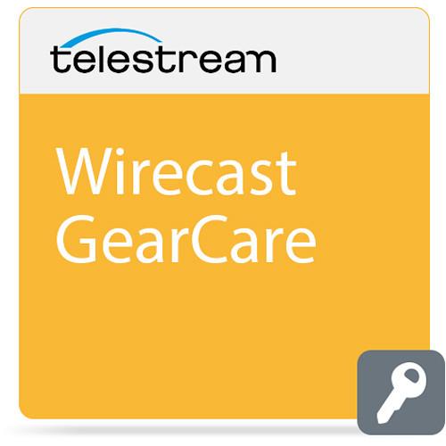 Telestream Wirecast GearCare