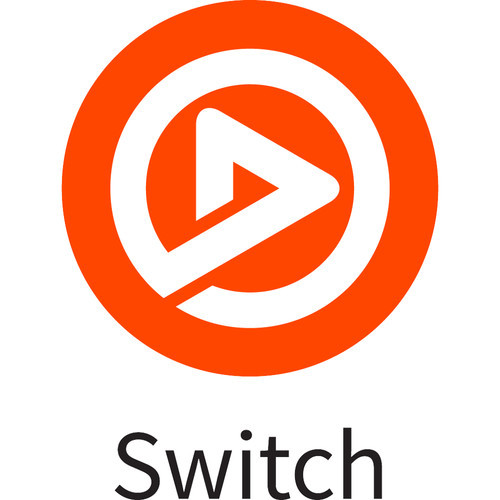 Telestream Switch 4 Plus for Mac - Upgrade from Switch Player 4 (Download)