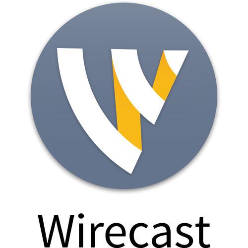 Telestream Wirecast Pro for Windows (Updgrade from Current Studio to Pro)