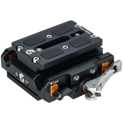 Bright Tangerine Canon C500 MKII/C200/C700 Left Field Quick Release Baseplate