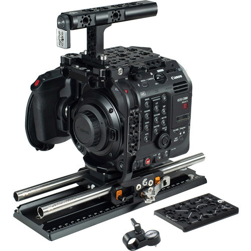 Bright Tangerine Canon C500 Mark II Expert Kit