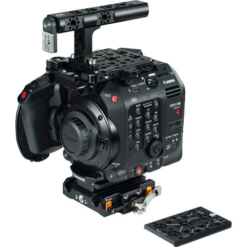 Bright Tangerine Canon C300 Mark III Base Kit
